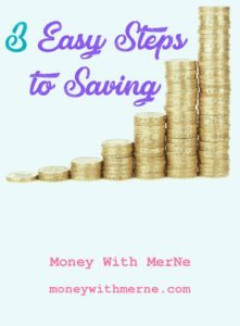 Saving money is an essential part of being debt free. Follow these easy steps to begin your journey to financial Independence!