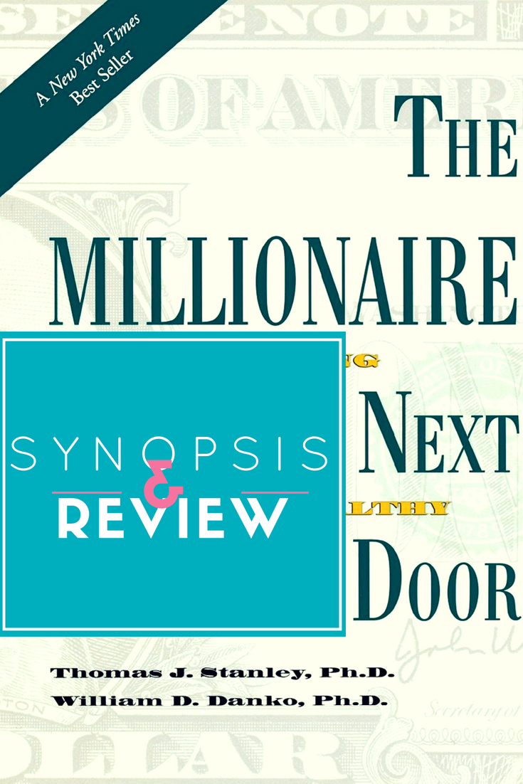 Synopsis and Review: The Millionaire Next Door